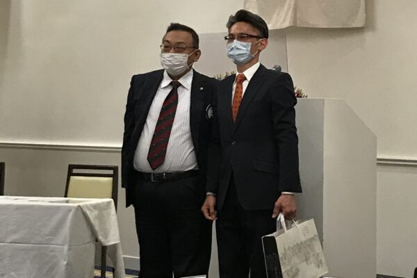 越谷ライオンズクラブ 4月第ニ例会